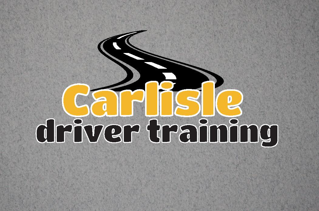 Carlisle Diver Training Company Logo Rectangle Driving lessons in Carlisle. Driving instructor Carlisle. Driving school Carlisle